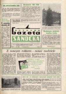 "Gazeta Sanocka ""Autosan"", 1983, nr 1-3"