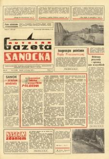 "Gazeta Sanocka ""Autosan"", 1983, nr 12-14"