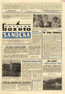 "Gazeta Sanocka ""Autosan"", 1983, nr 15-17"