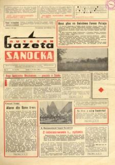 "Gazeta Sanocka ""Autosan"", 1983, nr 18-20"