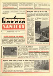 "Gazeta Sanocka ""Autosan"", 1983, nr 21-23"