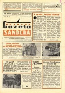 "Gazeta Sanocka ""Autosan"", 1983, nr 24-26"