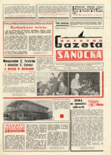 "Gazeta Sanocka ""Autosan"", 1983, nr 33-35"