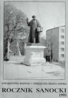 Rocznik Sanocki, 1995