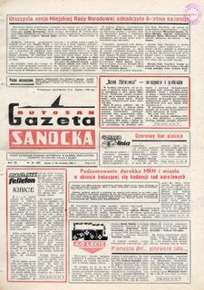 "Gazeta Sanocka ""Autosan"", 1984, nr 10-12"
