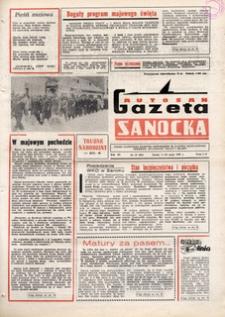 "Gazeta Sanocka ""Autosan"", 1984, nr 13"