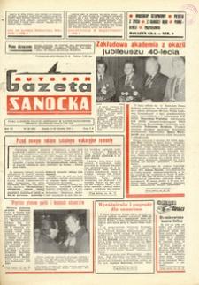 "Gazeta Sanocka ""Autosan"", 1984, nr 22-24"