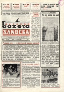 "Gazeta Sanocka ""Autosan"", 1984, nr 25-27"