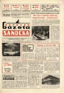 "Gazeta Sanocka ""Autosan"", 1984, nr 31-33"