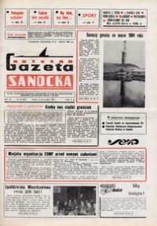 "Gazeta Sanocka ""Autosan"", 1984, nr 34-36"