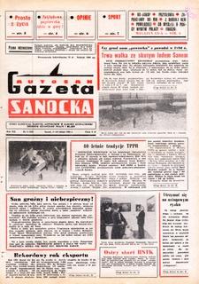 "Gazeta Sanocka ""Autosan"", 1985, nr 4-6"
