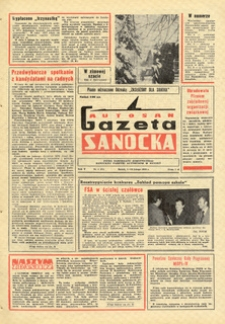 "Gazeta Sanocka ""Autosan"", 1978, nr 4-6"
