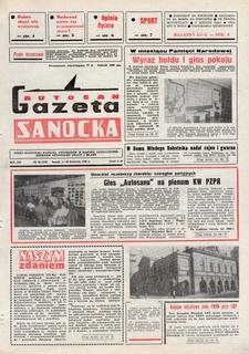 "Gazeta Sanocka ""Autosan"", 1985, nr 10-12"