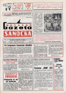 "Gazeta Sanocka ""Autosan"", 1985, nr 16-18"