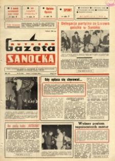 "Gazeta Sanocka ""Autosan"", 1985, nr 19-21"