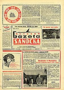"Gazeta Sanocka ""Autosan"", 1978, nr 7-9"