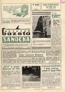 "Gazeta Sanocka ""Autosan"", 1986, nr 1-3"