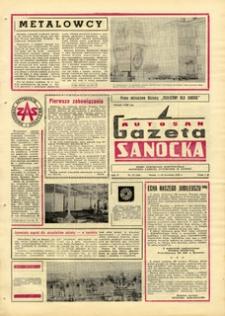 "Gazeta Sanocka ""Autosan"", 1978, nr 10-12"