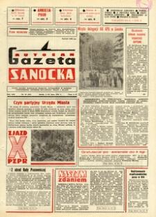 "Gazeta Sanocka ""Autosan"", 1986, nr 19-21"