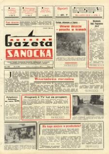 "Gazeta Sanocka ""Autosan"", 1986, nr 25-27"
