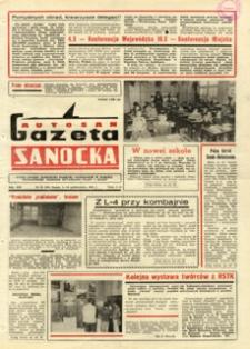 "Gazeta Sanocka ""Autosan"", 1986, nr 28-30"