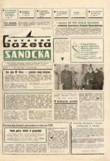 "Gazeta Sanocka ""Autosan"", 1987, nr 1-2"
