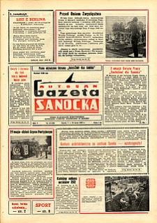 "Gazeta Sanocka ""Autosan"", 1978, nr 13-15"