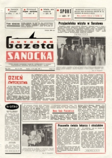 "Gazeta Sanocka ""Autosan"", 1987, nr 13-15"