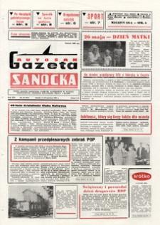 "Gazeta Sanocka ""Autosan"", 1987, nr 16-18"