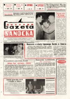 "Gazeta Sanocka ""Autosan"", 1987, nr 22-24"