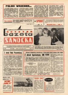 "Gazeta Sanocka ""Autosan"", 1987, nr 25-26"