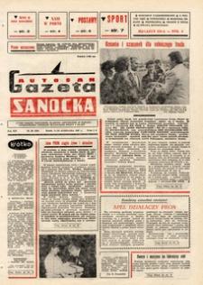 "Gazeta Sanocka ""Autosan"", 1987, nr 28, 30"