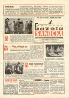 "Gazeta Sanocka ""Autosan"", 1978, nr 16-18"