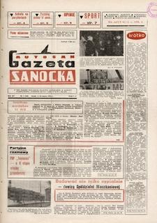 "Gazeta Sanocka ""Autosan"", 1988, nr 7"