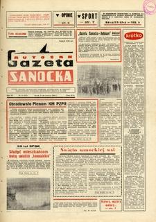 "Gazeta Sanocka ""Autosan"", 1988, nr 16-18"