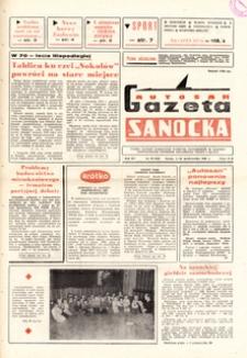 "Gazeta Sanocka ""Autosan"", 1988, nr 28-30"