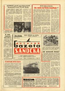 "Gazeta Sanocka ""Autosan"", 1978, nr 31-33"