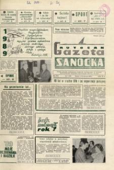 "Gazeta Sanocka ""Autosan"", 1989, nr 1-3"