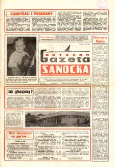 "Gazeta Sanocka ""Autosan"", 1989, nr 16-18"