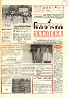 "Gazeta Sanocka ""Autosan"", 1989, nr 21-23"