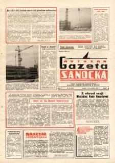 "Gazeta Sanocka ""Autosan"", 1978, nr 34-36"