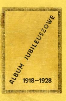 Album jubileuszowy: 1918-1928