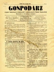 Gospodarz, 1927, nr 2
