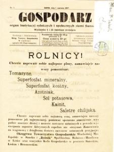 Gospodarz, 1927, nr 9