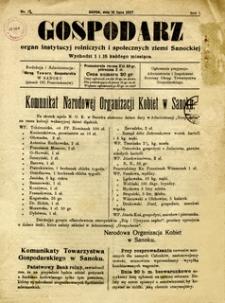 Gospodarz, 1927, nr 14