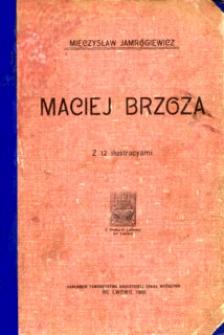 Maciej Brzoza