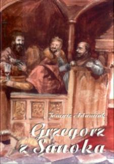 Grzegorz z Sanoka