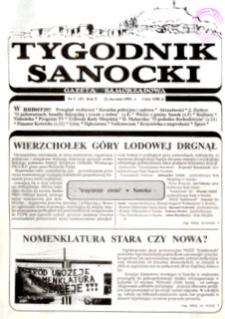 Tygodnik Sanocki, 1992, nr 3