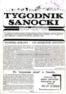 Tygodnik Sanocki, 1992, nr 5