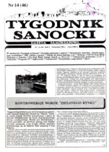 Tygodnik Sanocki, 1992, nr 14